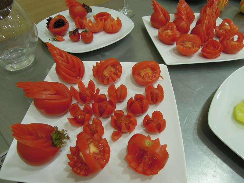 S guenos en for Como secar frutas para decoracion